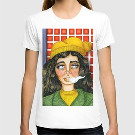 You Should Smile More (Margo) T-shirt
