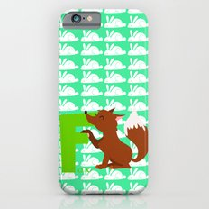 f for fox Slim Case iPhone 6s