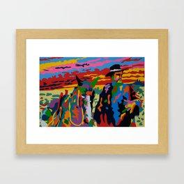 OSSO BUCCO 2 Framed Art Print