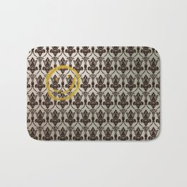 Sherlock Wallpaper Light Bath Mat