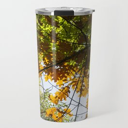 oak autumn Travel Mug