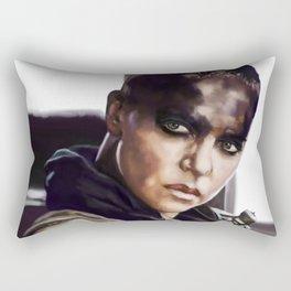a woman scorned Rectangular Pillow
