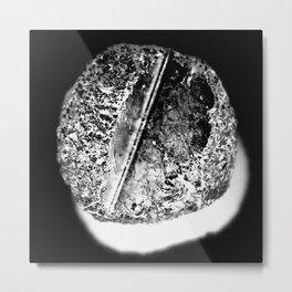 Meteor Metal Print