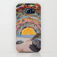 Orange sunset Slim Case Galaxy S8