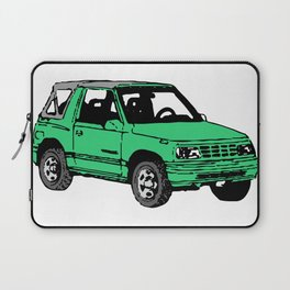 Retro 80s Truck / SUV Laptop Sleeve