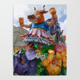 Cowbellion Poster