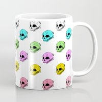 sarcasm Mugs featuring Dripping With Sarcasm by zombieCraig