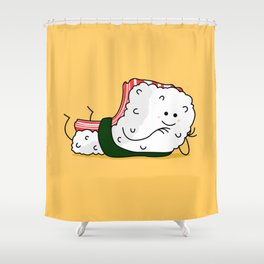 Foods Of The World: Japan Shower Curtain