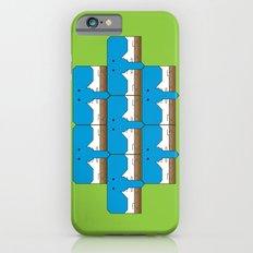 Elephant-Dog Pattern Slim Case iPhone 6s