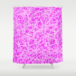 Informel Art Abstract G58 Shower Curtain