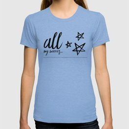 All my worries… T-shirt