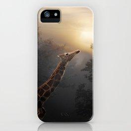 Reaching iPhone Case