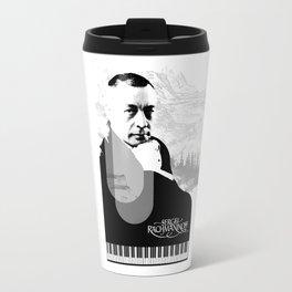 Sergei Rachmaninoff Travel Mug