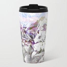 Mountain flowers Travel Mug