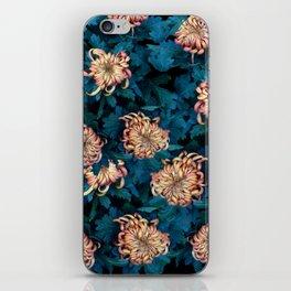 Сhrysanthemums iPhone Skin