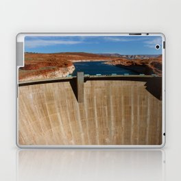 Glen Canyon Dam and Lake Powell Laptop & iPad Skin