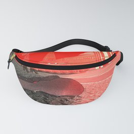 Squared: Shadow Game Fanny Pack