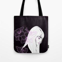 Fleur De Lune Tote Bag