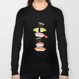 Sushi Stack Long Sleeve T-shirt