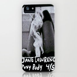 Busy Body iPhone Case