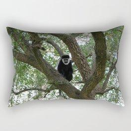 Monkeying Around 2 Rectangular Pillow