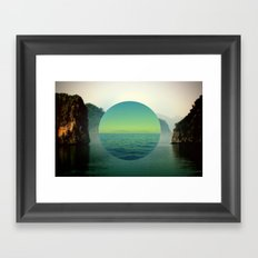 The Isolation of the Getaway Framed Art Print