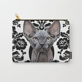 Sphynx Cat Carry-All Pouch
