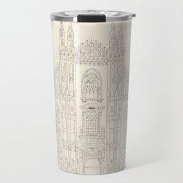 Cathedral of Milan Travel Mug