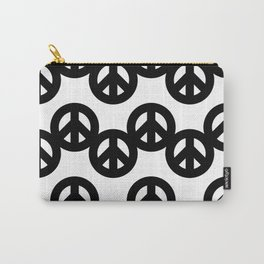 Peace - pattern Carry-All Pouch
