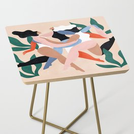 Take time to dance Side Table