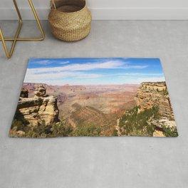 South Rim Grand Canyon Rug