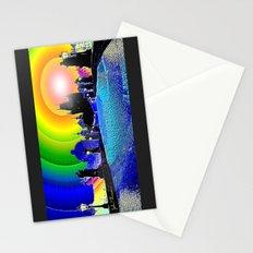 Dark Bridge Stationery Cards