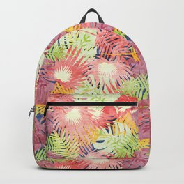 Tropical Leaves #03 Backpack