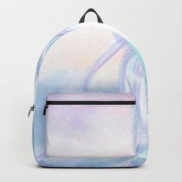 Mermaid at dusk Backpack