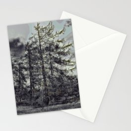 Bare Trees I Stationery Cards