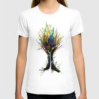 creativity T-shirts featuring Creativity by Tobe Fonseca