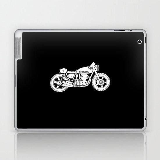 Honda CB750 - Café racer series #1 Laptop & iPad Skin