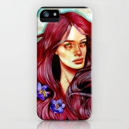 Saffron's Honey iPhone Case