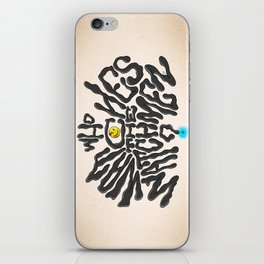 Who Watches The Watchmen iPhone Skin