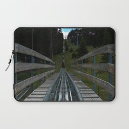 adventure park hög schneisenfeger coaster alps sfl tyrol austria europe Laptop Sleeve