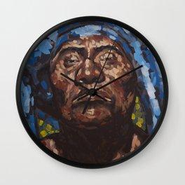 Like a Turban. Wall Clock