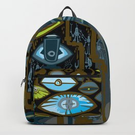 GARGANTELLA'S CHILDREN Backpack