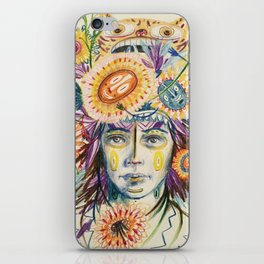 happy surprise  iPhone Skin