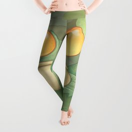 Swamp Snack Leggings