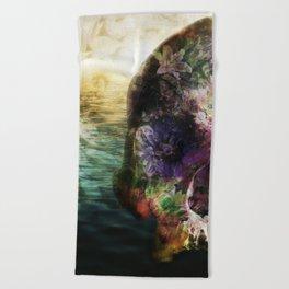 Perspective (Original Version) Beach Towel