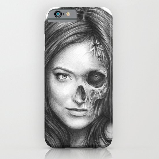 Thirteen from House MD iPhone & iPod Case