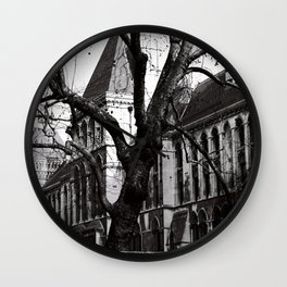 Into the trees 02 Wall Clock