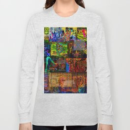 Lost In Aesthetics Long Sleeve T-shirt