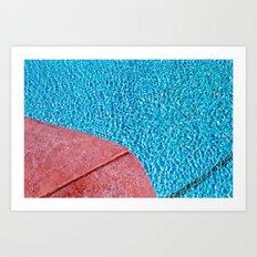 Summer Art Print