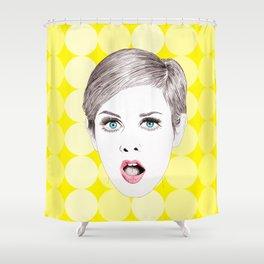 twiggy Shower Curtain